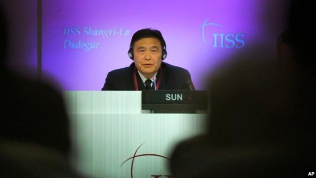 Đô đốc Trung Quốc Tôn Kiến Quốc