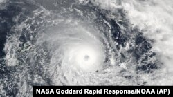 Dutu Cyclone Dineo riri ku[pinda munyika richibva kuMozambique