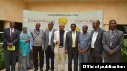 Guddida Doorashada iyo Xisbiyada Somaliland