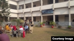 Peshawar University Journalism Department 2