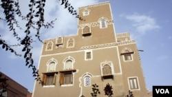 محله یهودی نشین شهر صنعا - یمن