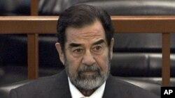 Cựu lãnh đạo Iraq Saddam Hussein, người được ứng cử viên tổng thống Mỹ Donald Trump ca ngợi là giỏi chống khủng bố.