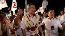نخستين نخست وزير سنگاپور قصد دارد از دولت کناره گيری کند