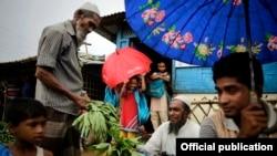 Bangladesh Rohingya Daily Life