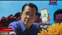 Hun Sen cáo buộc Mỹ đứng sau âm mưu lật đổ