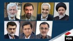 نامزدهای تایید شده شورای نگهبان
