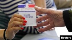 Prva runda parlamentarnih izbora u Francuskoj