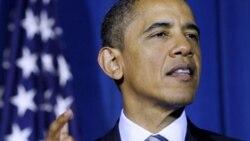 رییس جمهوری آمریکا از سیاست خارجی خود دفاع می کند
