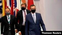 اجلاس سران اتحادیه اروپا در بروکسل برگزار شد