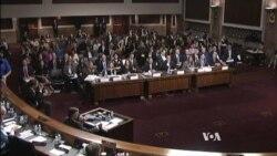 US Senators Discuss Funding for Anti-Ebola Efforts