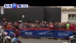 Hai người Kenya vô địch giải Marathon tại New York, Mỹ