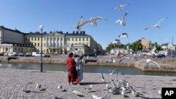 Helsinki, glavni grad Finske već je bio domaćin nekoliko samita predsjednika Rusije i SAD.