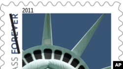 LADY LIBERTY STAMP