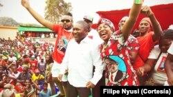Filipe Nyusi em campanha eleitoral (2014)