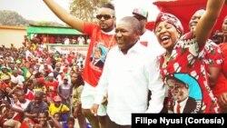 Eleito presidente da Frelimo com 99 por cento