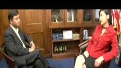 کیفے ڈی سی Congresswoman Judy Chu
