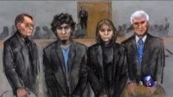 陪审团决定波士顿马拉松爆炸案犯生死