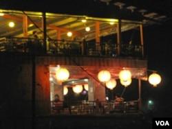 猫空的大茶壶茶餐厅