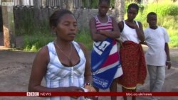 Ebola Misery in Liberia's Capital Monrovia, Pt 2