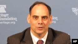 傳統基金會外交政策研究項目主任卡拉法諾