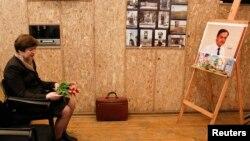 Natalya Magnitskaya, korrupsiyaga qarshi olishgan advokat Sergey Magnitskiyning onasi.