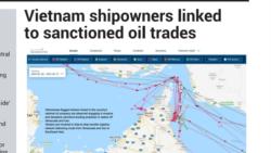 Điểm tin ngày 19/2/2021 - Tàu chở dầu của VN có liên hệ tới hoạt động thương mại bị chế tài
