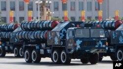 紅旗-9導彈(資料圖片)