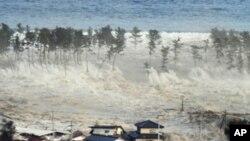 Seisme et tsunami au Japon
