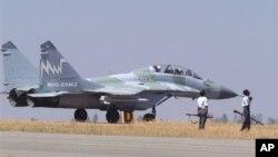 Russian MiG-29 M2