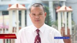 Blogger Lê Anh Hùng bị giam hơn 2 năm không qua xét xử