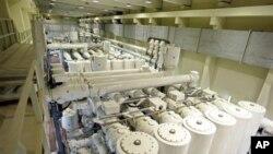 بوشہر میں قائم جوہری ری ایکٹر
