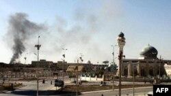 Irak: Ekstremistët bastisin një kompleks qeveritar në Ramadi