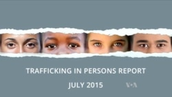 US Calls Fight Against Human Trafficking a Must Win