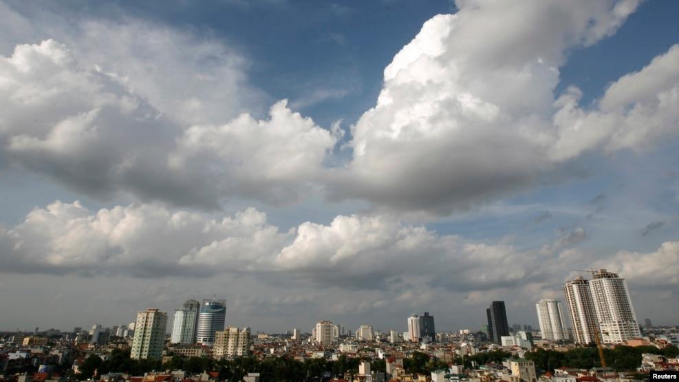 Thủ đô Hà Nội (Ảnh năm 2010).