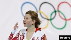 Olga Fatkulina, huy chương bạc tại Olympic Sochi 2014, là một trong ba vận động viên Nga bị loại vì vi phạm doping tại Thế vận hội này.
