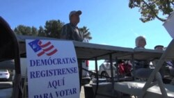 Democratic Presidential Campaigns Target Hispanic Voters