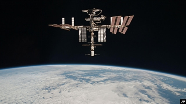 International Space Station (file photo)