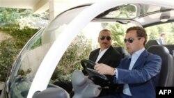 Սոչիում կայացել է Ռուսաստանի և Ադրբեջանի նախագահների հանդիպումը