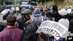 Забастовка в Италии 2 октября 2014 г.