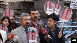 طاهر الچی، رئیس کانون وکلای دیاربکر