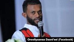 Dr.Oroliyaanaa Daani'eel
