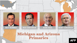 Cumhuriyetçi Partili Adaylara Bugün İki Eyalette Önseçim Sınavı