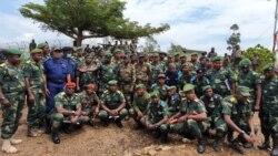 Général Peter Tchirimwami azwi ebonga ya bokambi bitumba na ADF na Beni