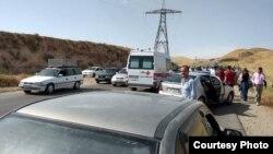 محلی که گردشگران خارجی هدف حمله قرار گرفتند.