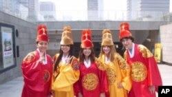 [안녕하세요. 서울입니다] 한국말과 문화 배우는 미국 고등학생들
