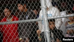 Migranti na granici sa SAD