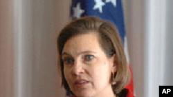 美國國務院發言人維多利亞努蘭