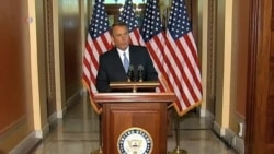 Impasse Perists Between Obama, Boehner on Budget