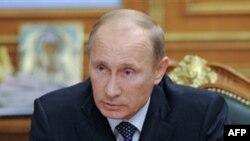 Vaşinqtonda Putinin hakimiyyəti dövrü Rusiyadakı problemlərdən danışılıb