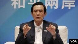 Presiden Taiwan Ma Ying-jeou mempertimbangkan pakta perdamaian dengan Tiongkok (17/10).